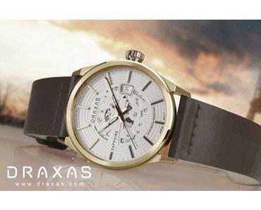 Les montres Draxas