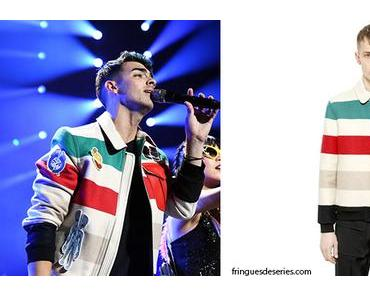 STYLE : Joe Jonas with a J.W. Anderson bomber
