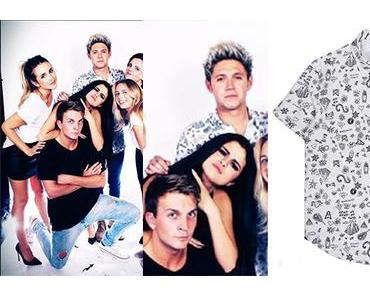 STYLE : Niall Horan, Selena Gomez or Paul Smith ?
