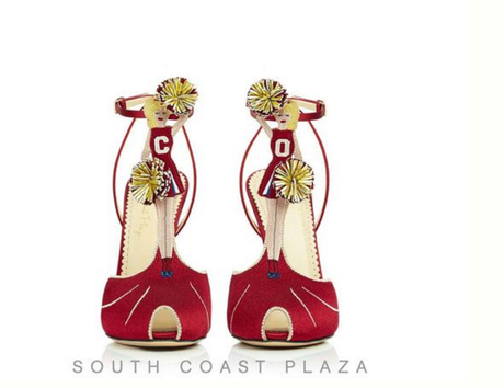 chaussures-pom-pom-girl-cheer-leader-charlotte-olympia-south-coast-plaza