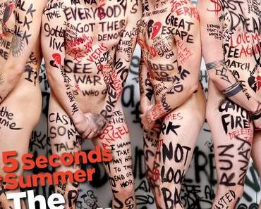 SEXY : les 5 Seconds  of Summer se désapent pour Rolling Stone