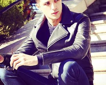 STYLE : Ludovic Baron, photographe et modèle