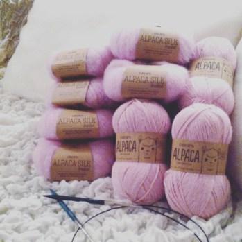 De le jolie laine pour un futur pull