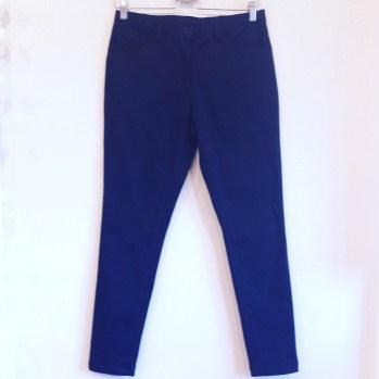 Mon pantalon noir/bleu !