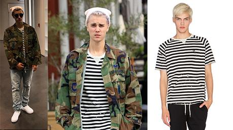 Gout StyleJustin Marinière La Au Bieber Remet Du Jour 4A3RjLq5