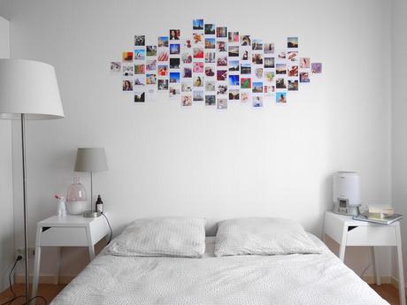 Meubler et décorer une chambre blanche