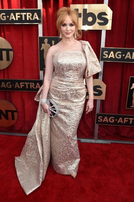 SAG Awards 2016 : le tapis rouge du week-end