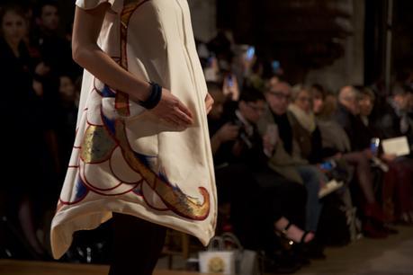 C'est la FashionWeek ! Défilé Coppelia Pique, sa Bloody Love Story