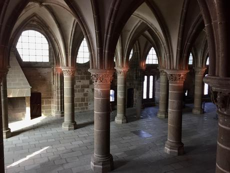 Une journée au Mont-Saint-Michel