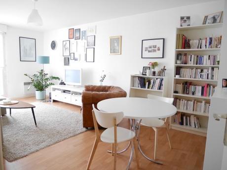 Meubler et décorer un salon blanc