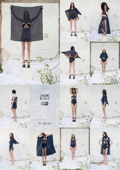 Noémie Devime : une artiste à la mode de demain !