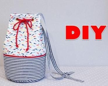 Le petit sac marin {DIY}