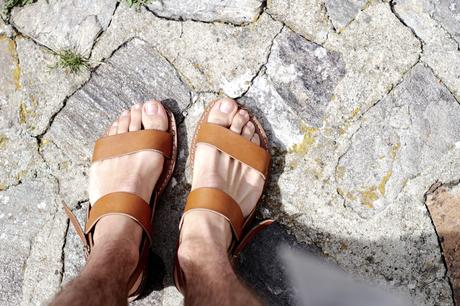 sandales monastira