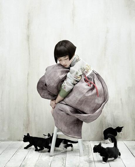 kim-kyung-soo-photographie-mode-art-animal-vogue-coree