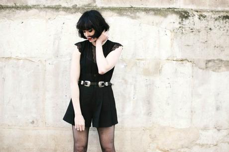 fille-short-noir