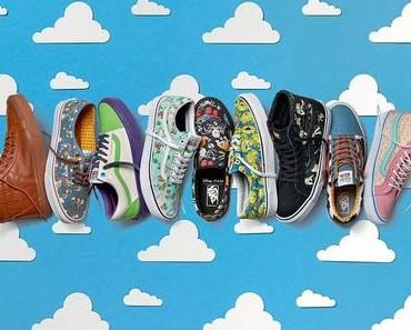 (HURLEMENT) VANS x TOY STORY