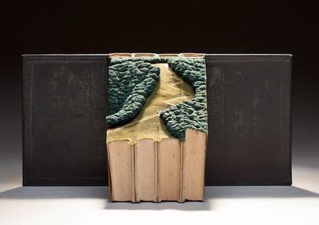 guy-laramee-sculpture-livre-foret-paysage-art