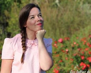 Miss Ronsard, la blouse toute sage