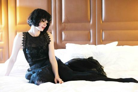 girl-in-dress-on-a-bed
