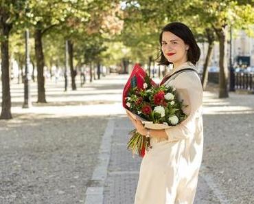 Mademoiselle Modeuse & Le Jardin des Fleurs