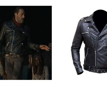 THE WALKING DEAD : Negan's biker jacket