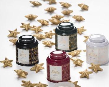 [LES CONCOURS DE TLM] Déguste un délicieux Thé de Noel des Thés George Cannon