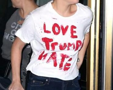STYLE : With Lady Gaga, love trumps hate