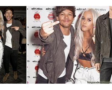 STYLE : All Saints jacket and Hudson boots for Louis Tomlinson