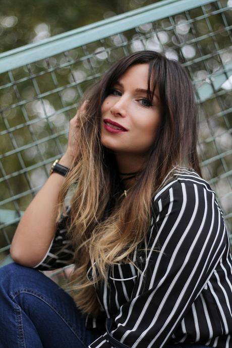 fashion-blogger-stripe-shirt-black-and-white