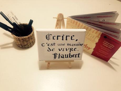 calligraphie-ecriture-citation-flaubert