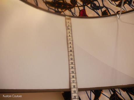 diy d co customiser un abat jour. Black Bedroom Furniture Sets. Home Design Ideas