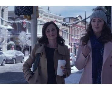 GILMORE GIRLS : Winter coats for Lorelai and Rory