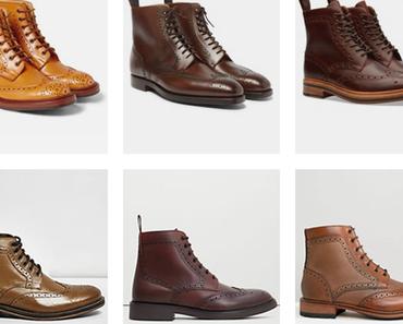 5 chaussures d'hiver que tout homme doit posséder