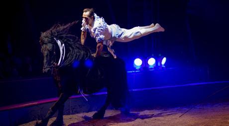 [Sortie] Le cirque Alexis Gruss revient avec « Quintessence »