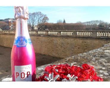 (Réveillon) : Champagne Pommery Pop rosé