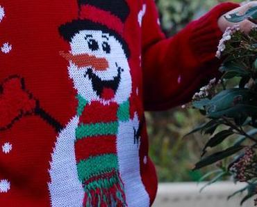 Le pull de Noël Boohoo kids
