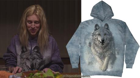 THE OA : Prairie and her mysterious wolf hoodie