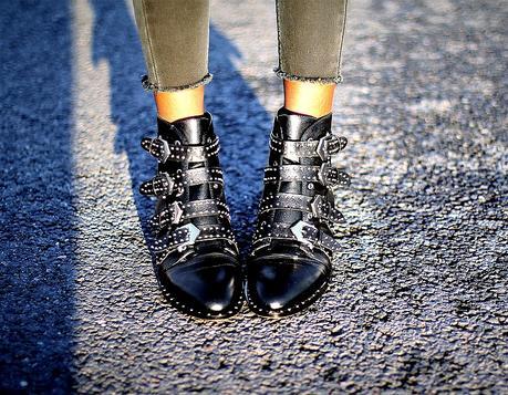 Boots Cloutées Dupes Cloutées Dupes Boots Givenchy Givenchy qr8SqF