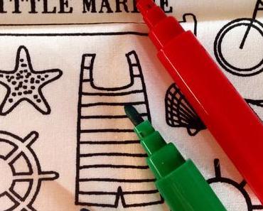 [LOISIRS] Le Tissu à colorier By Domotex