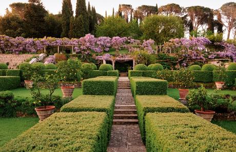 D corer son jardin l italienne - Jardin a l italienne ...