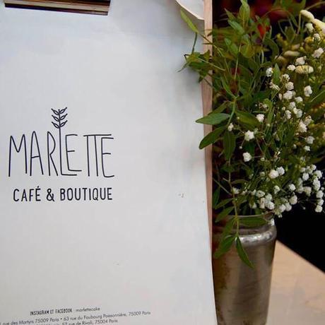 Foodism Ouverture Du Caf Marlette Au Bhv Marais