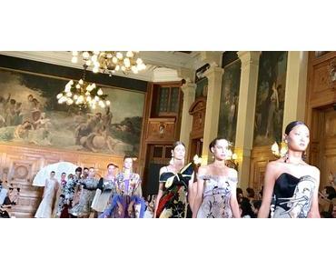 (Mode) PFW Haute-couture Automne-Hiver 17-18: Yumi Katsura, l'éveil de la Nature