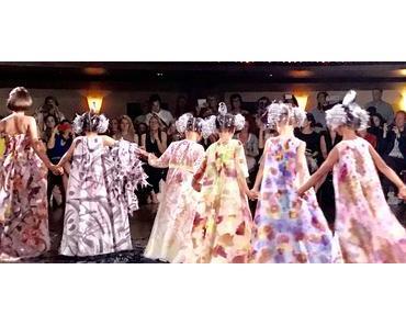 (Mode) PFW Haute-couture Automne-Hiver 17-18: Franck Sorbier présente ses Demoiselles !