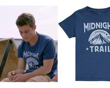 DEMAIN NOUS APPARTIENT : Maxime Delcourt porte un deuxième t-shirt Hartford dans l'épisode 7