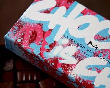 |FOODISM| Designé par Nasty, le Chocolat de La Maison du Chocolat prend des allures d'Oeuvre d'Art