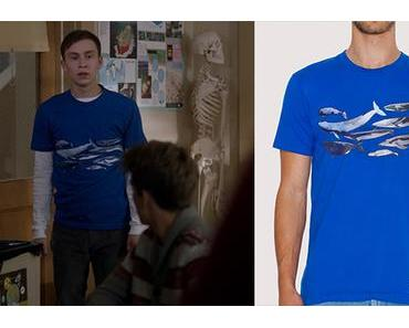 ATYPICAL : Sam is so proud of his whales print tee in ep3