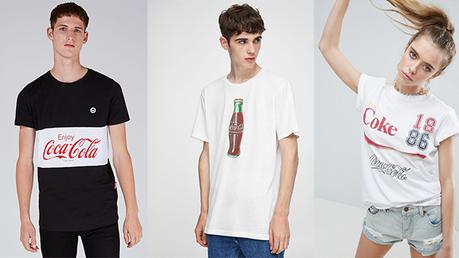 STREET STYLE  : du coca sur votre t-shirt