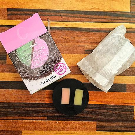 |BEAUTE| Caolion, le savon qui met les boutons KO