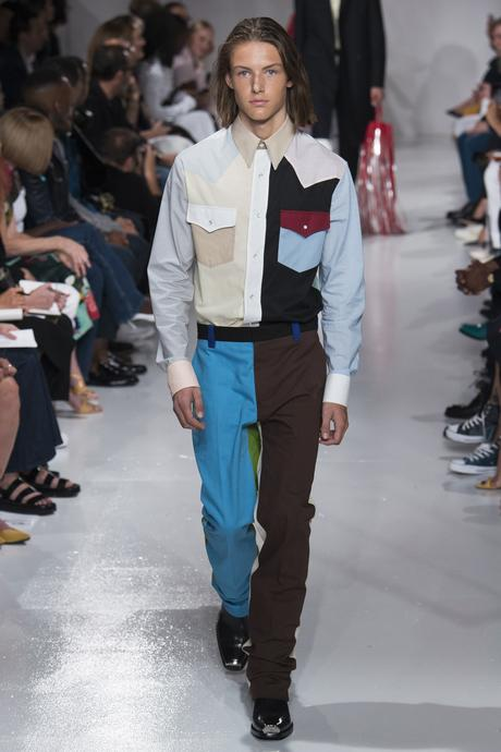 NY FASHION WEEK : Do you know his parents ?