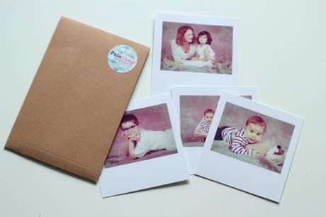 J'ai testé : le coffret photos de naissance Babyvista